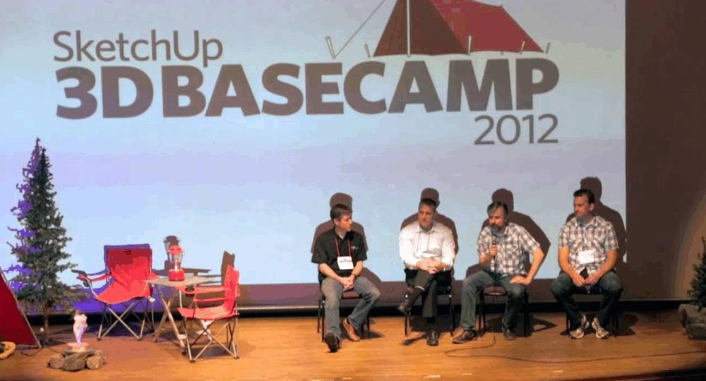 SketchUp 3D Basecamp 2012