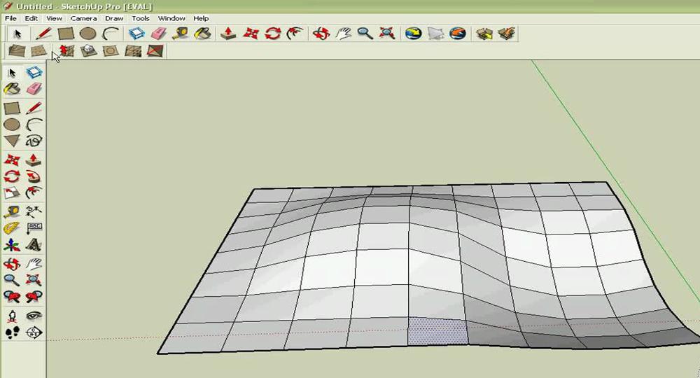 Making Basic Terrain In SketchUp in 9 Easy steps