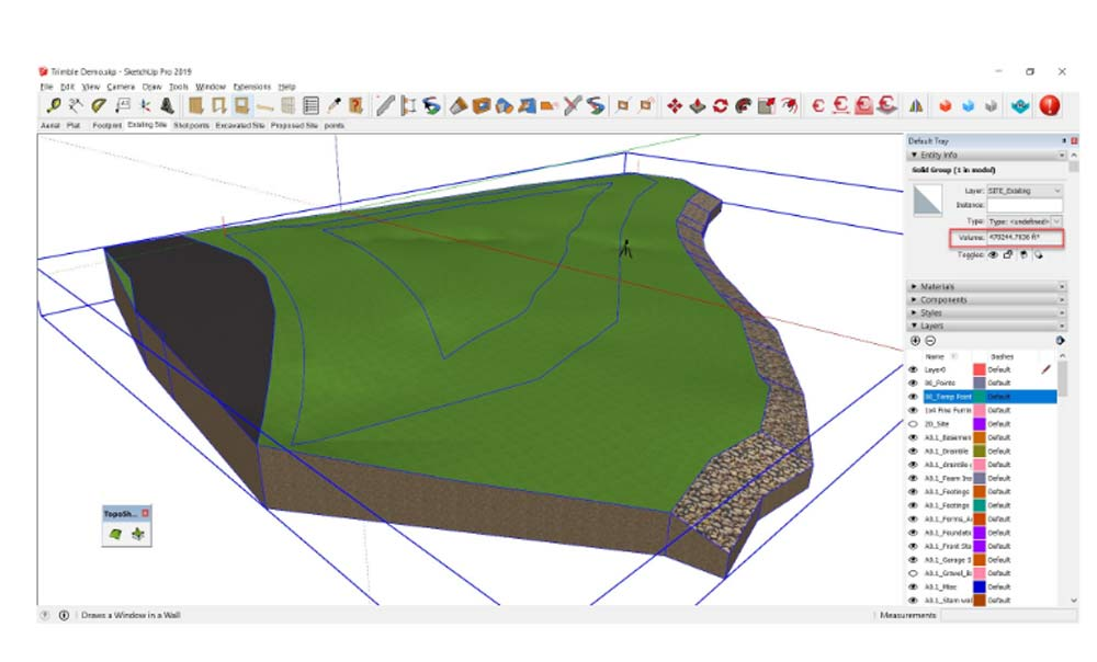 Joining Trimble layout innovation with SketchUp for residential construction: An Interview