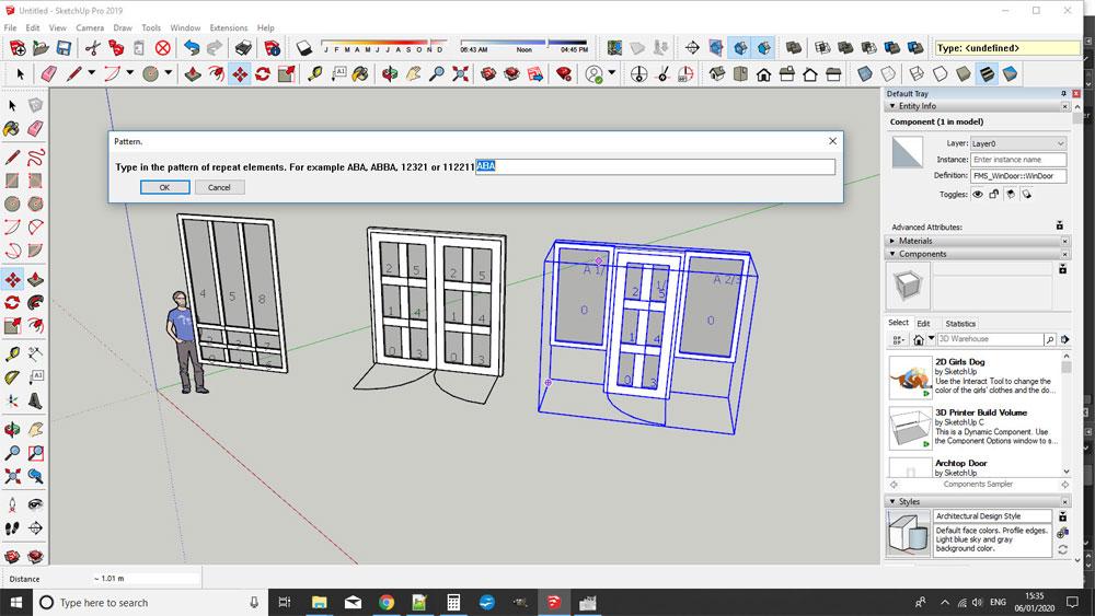 WinDoor - SketchUp Extension Review