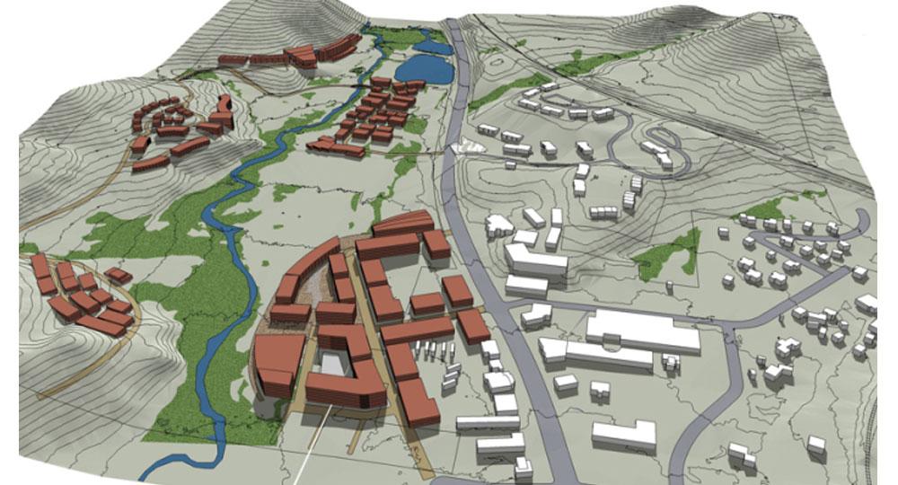 Adding SketchUp Models to ArcGIS Urban