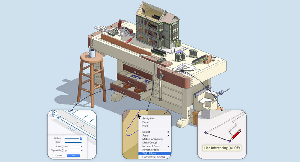 August Update Rolls Out for SketchUp 2020