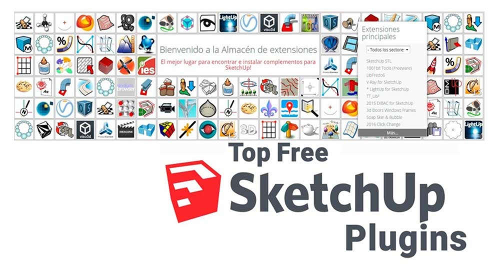 Top 10 SketchUp Plugins for Advanced Modeling