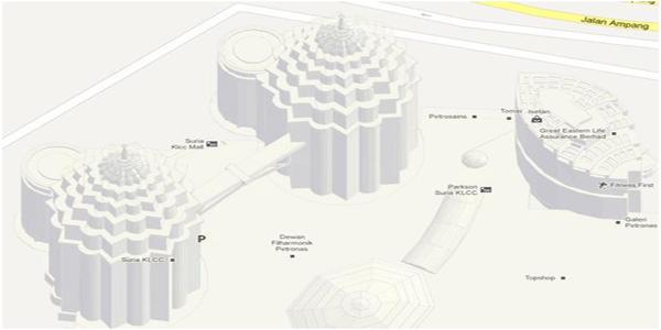 3D landmark