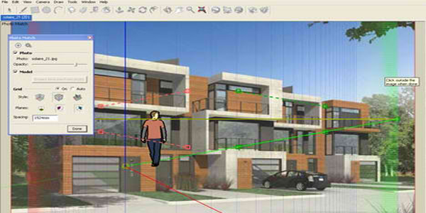 Building Information Modeling - How does Google SketchUp Fit In