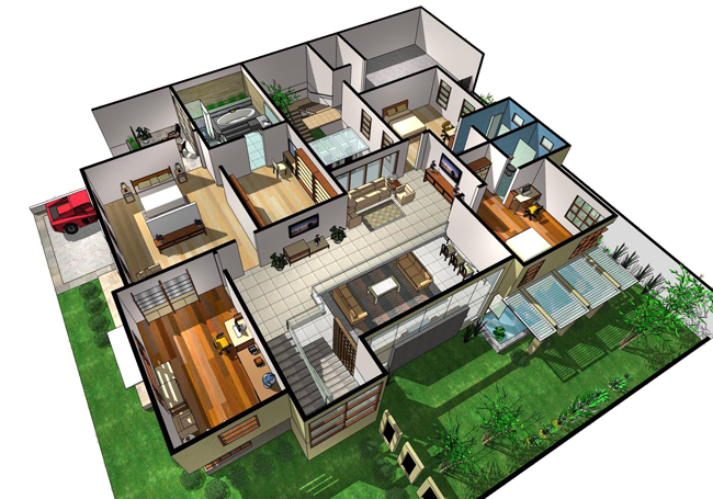 Sketchup Ur Space Confession Of An Admirer