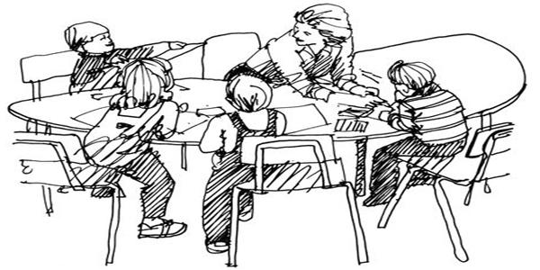 Image result for teacher sketch