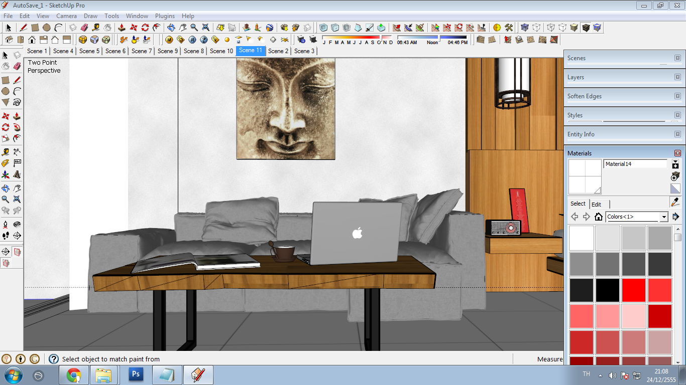 A Case Study with SketchUp Pro