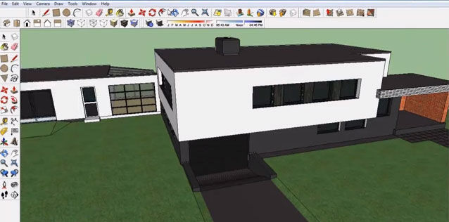Awesome Sketchup Home Design Contemporary Amazing Privit Us